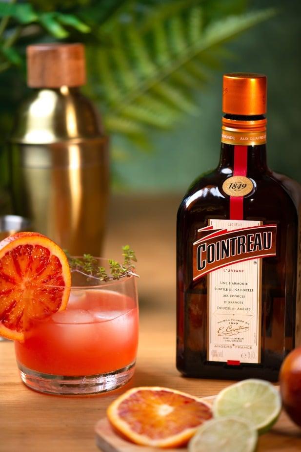 vidéo gastronomie vidéaste cocktail vidéo recette cointreau