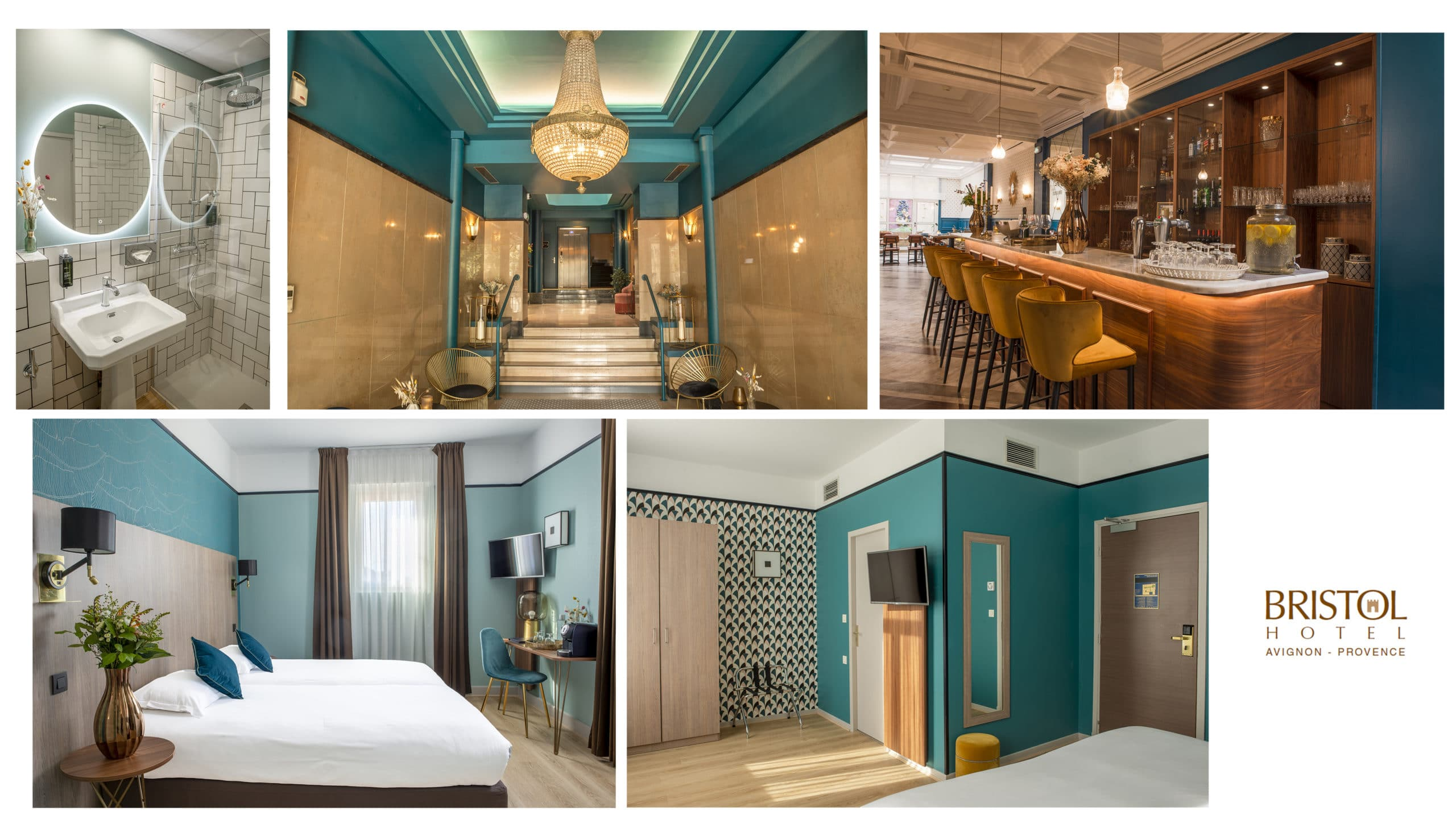 Photographie architecture hotellerie restauration